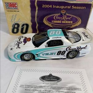 Action racing 124 scale IROC NASCAR